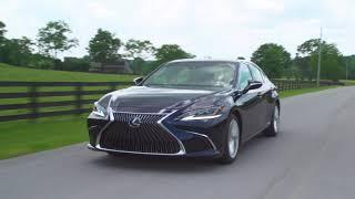 HV Lexus ES300H Deep Blue Mica V2