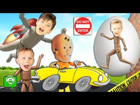 Crash of Cars Game App and Fun Toys!