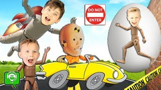 Crash of Cars Game App and Fun Toys
