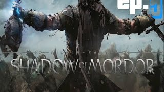Middle-Earth: Shadow of Mordor |No Commentary PS4| Tailon Ep.9 SCHMIEGEL + Defeat Maku Blood-Hunter!