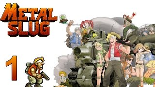 Metal Slug Advance #1