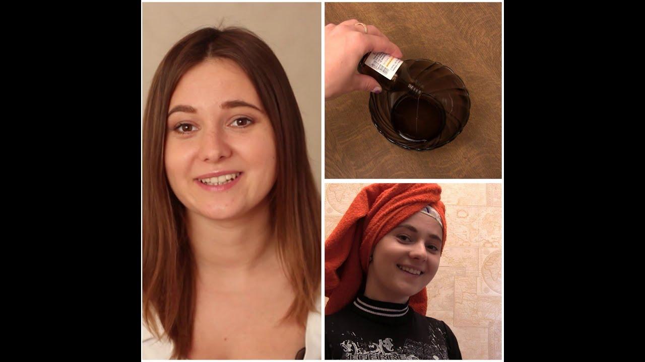 Как отрастить волосы и ресницы при помощи касторового масла?
