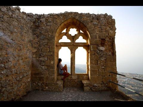 ST. HILARION CASTLE | Kyrenia Harbour