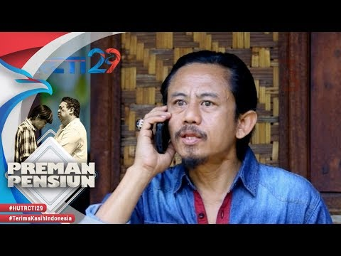 PREMAN PENSIUN - Kagetnya Kang Mus Mendengar Imas Kecopetan [13 Agustus 2018]