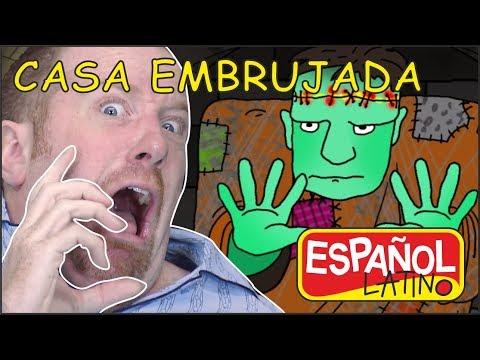 Descargar Video Casa Embrujada   Cuentos para Niños   Steve and Maggie Español