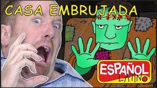 Casa Embrujada | Cuentos para Niños | Steve and Maggie Español