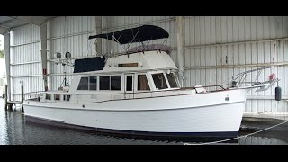 GUINEVERE, 42' Grand Banks Classic Trawler
