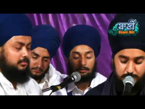 Bhai-Chamanpreet-Singhji-Delhiwale-At-Faridabad-On-06-June-2016