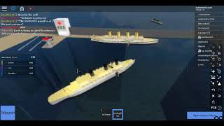 The Sinking of The Grey Ghost | Roblox TSS