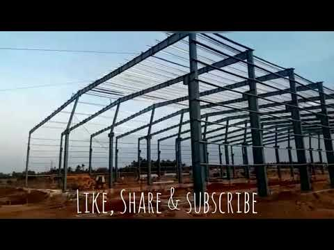 Failure of steel structure || Civil Engineering.