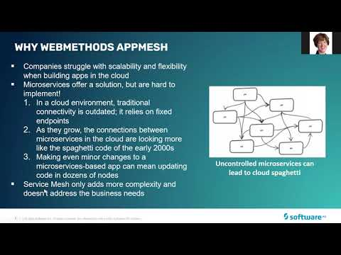 webMethods AppMesh 3-minute introduction