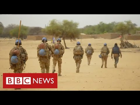 Hundreds of British troops deployed to counter Islamist extremism in Mali  - BBC News