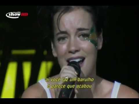 Lily Allen - Not Fair • Live In São Paulo •