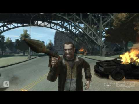 GTA IV - Bloopers - Call Pon Dem