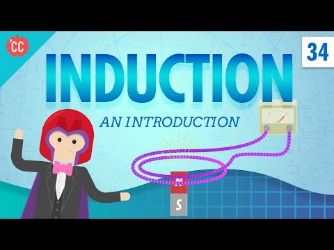 Induction - An Introduction: Crash Course Physics #34
