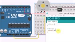 Arduino : Moteur DC MOSFET PWM