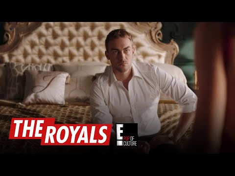 The Royals  Jasper Cant Turn Off Bodyguard Mode With Eleanor  E!