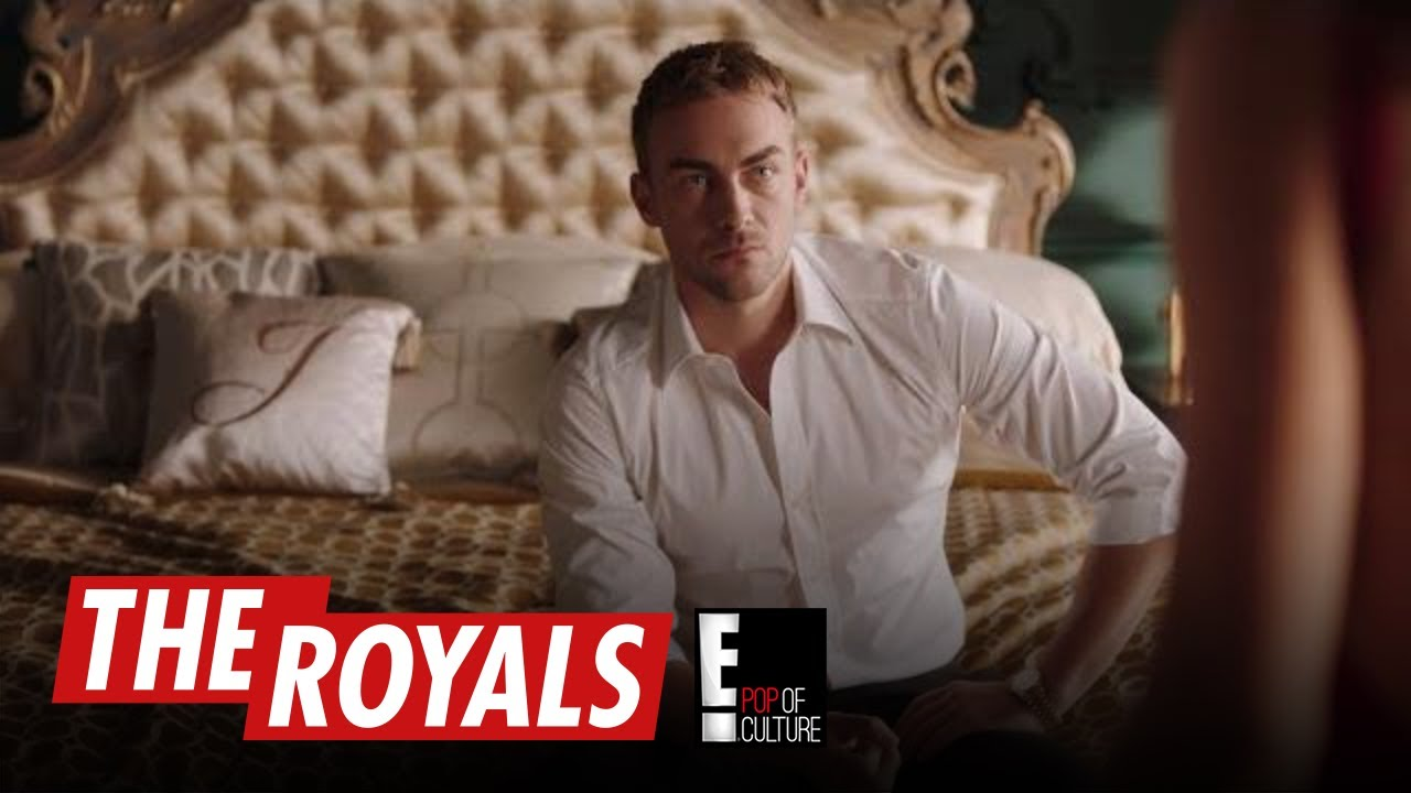 Download The Royals | Jasper Can't Turn Off Bodyguard Mode With Eleanor | E!
