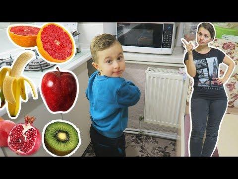 Johny Johny Yes Mama Fruit Version