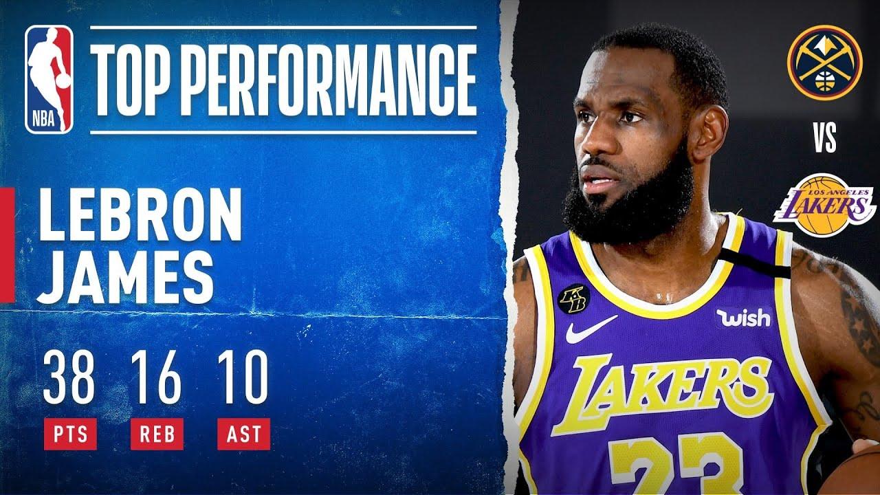 Stellar Triple-Double Lifts Lakers