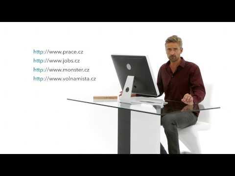 Jak hledat práci na Internetu