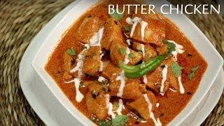 Authentic Indian Butter Chicken Recipe | Murgh Makhni Recipe | Maggi Creative Kitchen