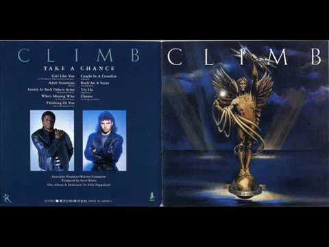 Climb ~ Take A Chance  (1988) - (Hi-Tech, AOR) - FullAlbum