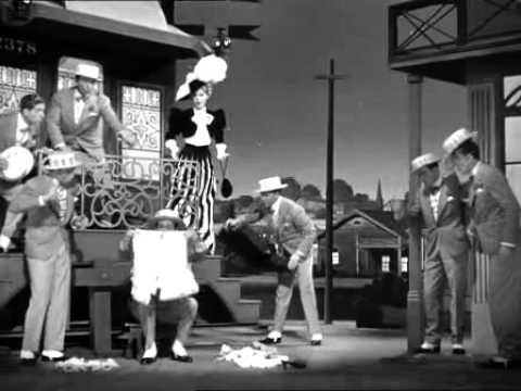 Irene Manning - So Long, Mary (Yankee Doodle Dandy)