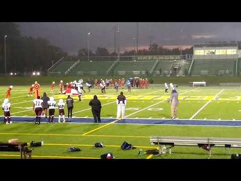 Tates Creek Middle School Football vs Windburn 9.29.2020