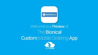 Bionical - Mobile App Preview - BIO600W