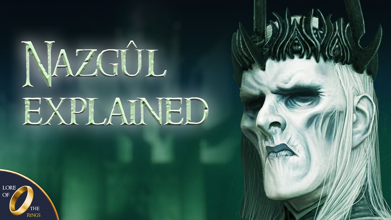 Download The Nazgûl – History, Identities & Powers explained   Middle-Earth Lore