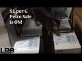 $1 Dollar Per Gallon Petco  Aquarium Sale Started Dec. 26th- Jan. 28th