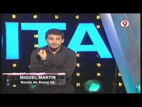 Bendita - Miguel Martin   Stand Up Tucumano