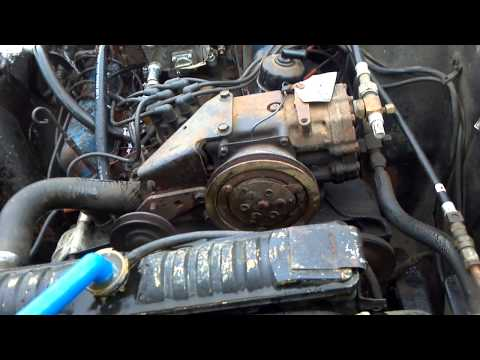 1969 mustang cooling system flush