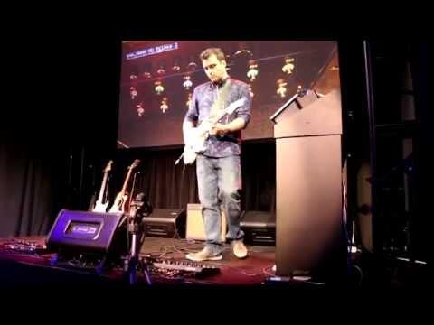 NAMM 2015 - Line 6 FireHawk - Live Product Demonstation
