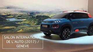 Salon de l'auto (2017) I GENEVE