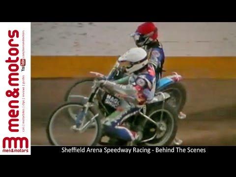 Sheffield Arena Speedway Racing - Behind The Scenes