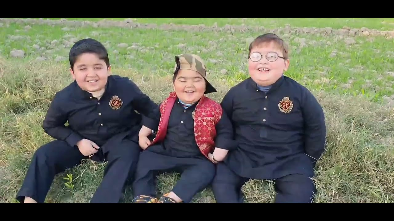 Download Ahmad Shah With His Cute Brother's Cutest Video 2020