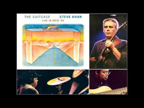 Steve Khan, Anthony Jackson & Dennis Chambers - The Suitcase - Live In Köln 1994 [Full Album]