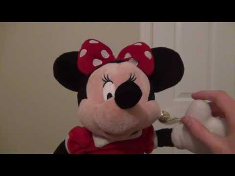 Minnie Mouse Dancing To Music Box Dancer
