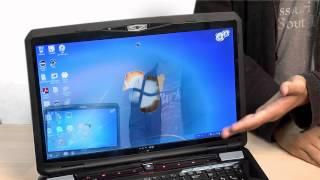 Ноутбук MSI GT780 игры всегда с тобой