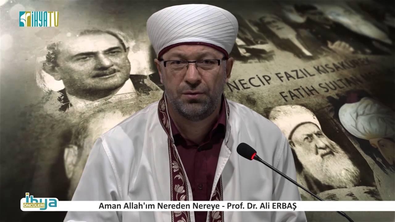 Prof. Dr. Ali Erbaş ile ilgili görsel sonucu