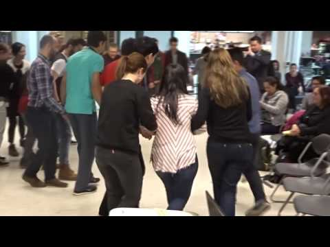 Syrian Dance at the University of Alberta- Edmonton- Alberta- Canada