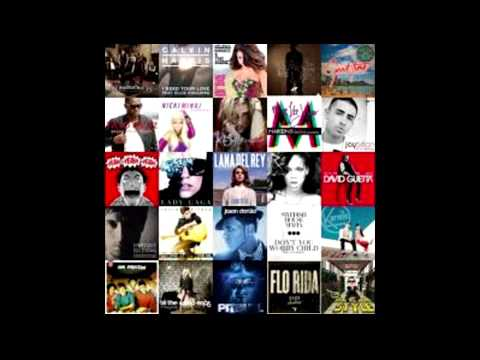 [Mashup]30 Hit Songs from 2007-2014