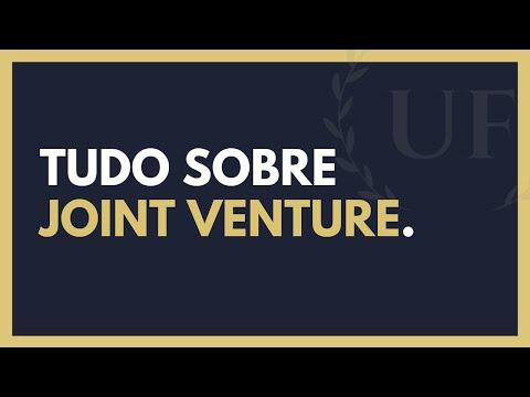 Joint Venture Conceito + Exemplos - AULA COMPLETA   TERMOS FINANCEIROS #054