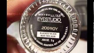 Maybelline Eyestudio Gel Liner photos Thumbnail