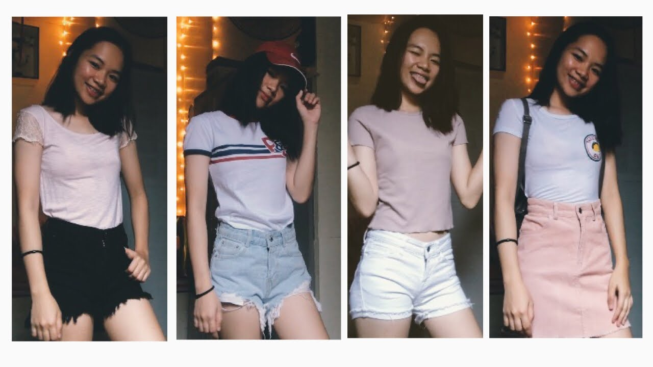 Summer Outfit Ideas 2018 (Philippines)