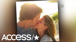 Gisele Bündchen Is Still Wild About Tom Brady Since Their 2006 Blind Date   Access