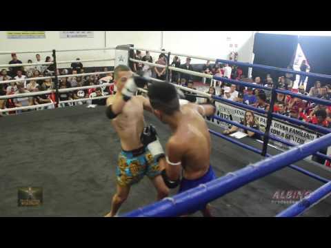 PORTUÁRIOS STADIUM - Renan Chicungunya Puro Thai X Marcos Vinícius MR Trainnig 54 kg
