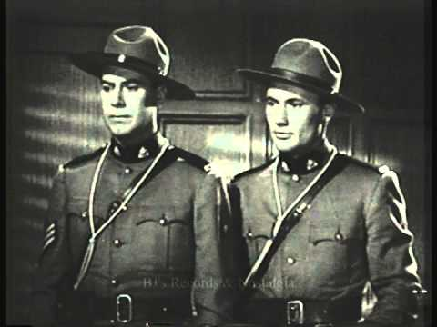 RENFREW OF THE ROYAL MOUNTED POLICE.  Danger Ahead. 1940 RCMP Film.